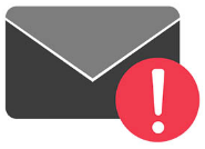 You've got mail icon